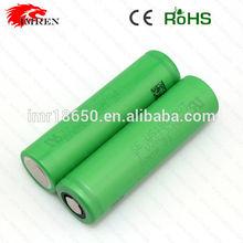 Original US18650 V3 3.6V/3.7V 2250mah rechargeable battery US18650 v3 li ion battery