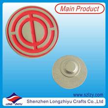 OEM Factory Metal Magnet Name Badge Pin/Name Tag/Nameplate/Magnetic Pins