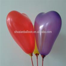 shaped latex balloons,decoracion globos largos