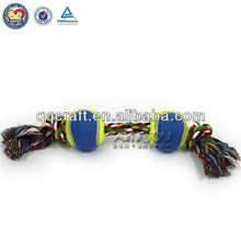 QQPET Best price dog rope toy & cotton dog rope toy & dog rope toy pet product