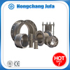 dn100 pn16 duct vibration isolator rubber pipe joints/ rubber expansion joint