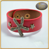 Top Brand Handmade Jewelry Leather Bracelet