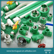 High quality PPR pipe and fitting, Tee Reducao PPR