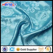 Polyester Jacquard dyed woven Fabric/jacquard elastic/jacquard fabric