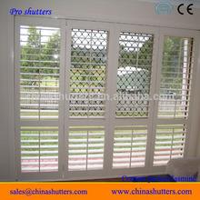 adjustable pvc louver shutter window