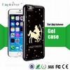 Lastest design plastic case for apple iphone 5 gel case