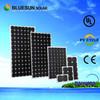 Bluesun solar customized mono solar panel 40w
