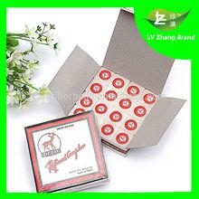 High Quality Deer Brand 1/4OZ 96% Pure Camphor Tablets/Blocks