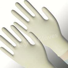 High Quality powder free/powder nitrile gloves with ce