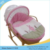 Sleeping baby basket covers animal shape baskets