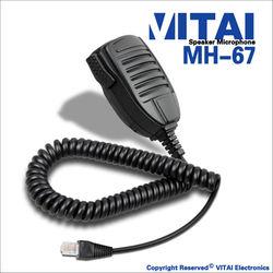 VITAI Clear sound best cheap MH-67 long range wireless microphone