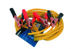 car booster cable, jumper leads, cable