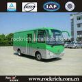 Dongfeng nova marca Mini ônibus Model-EQ5040