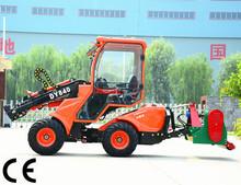 ad alta tecnologia di marca cinese caricatore posteriore per trattori