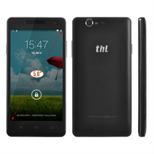 MTK6592 smart phone THL 5000 octa core 2.0GHz Android 4.4.2 RAM 2GB ROM 16GB used mobile phone