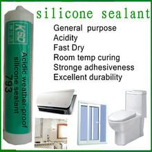 auto glass silicone sealant/silicone adhesive sealant/ super silicone sealant g1200