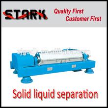 LW355 horizontal sprial sludge dewatering cartridge koi pond filter