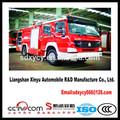 la marca china de extinción de incendios de camiones