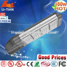 High CRI long quality guarantee high output 160w led street light