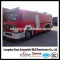 Chine hot vente lutte contre l'incendie de camion