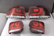 VW Golf 6 R20 LED rear lamp