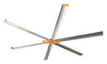 2m Low Energy Industrial Ceiling Fan Specifications
