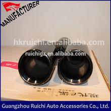 (8004b)Auto Parts 2 Exhaust Muffler Pipe,Material:titanium alloy