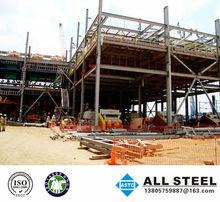 Steel Structure 17th floor hotel
