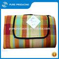 Acrílico preço barato EPE apoio toalha de piquenique