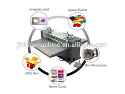 CDP500 Desktop Cylinder Die Cutting Press Machine, die cutter for visit cards or irregular cards