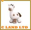 Special plush toys stuffed Africa animals 13inch plush giraffe
