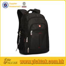 black color motorcycle backpack