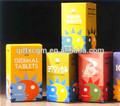 Moda e luxo embalagens de cosméticos, Cosméticos embalagem caixa de papel de suplier chinês