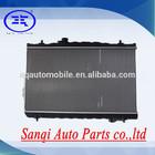 china auto parts manufacturer of car radiator for CHEVROLET/GMC CAMARO