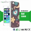 silicone skin case for iphone 5, for iphone 5 gel case