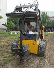 HCN brand 0510 series backhoe loader post hole digger auger
