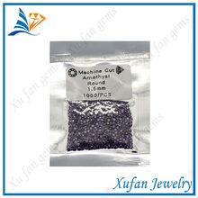 1.5mm round amethyst stone prices