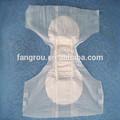 Pañales para adultos de algodón, superficie seca y absorción