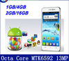 4.7 Inch Jiayu G4 MTK6589T Quad Core IPS 1G RAM 4GB ROM 3000mAh Bettery 13MP Russian Factory made brand android phone