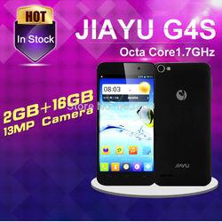 "13MP 2GB RAM android mobile phone otg Jiayu G4 4.7.0"" HD Screen 1920 x 1080 pixels 1.5Ghz Quad Cores MTK6589T 3G Smart Phone"