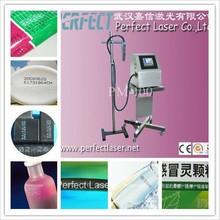 Número / chinês / inglês personagem / logotipo / jato de tinta Pvc máquina de impressão