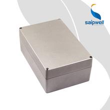 Manufacturer Saip High Quality aluminum briefcase tool box extrusion enclosure aluminum outdoor switch box