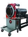 Ksd- mesa de tubería de corte y biselado de la máquina