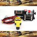 2000lb treuil électrique pour utv vtt quad/atv pièces/accessoires de vtt