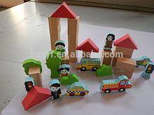 29pcs foam happy farm Eva building toy for children