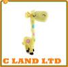 cute wholesale customed oem pillow plush giraffe/ plush giraffe pillow