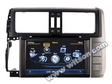 WITSON FOR TOYOTA PRADO 150 2010-2011 HEAD UNIT CAR DVD with iPhone ready