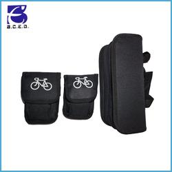 2014 Ningbo new design multifunctional bicycle repair tool kits with pump