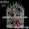 Custom rhinestone seahorse mermaid princess pageant crowns