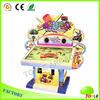 Hottest Fruit Attack wheel ticket game machine